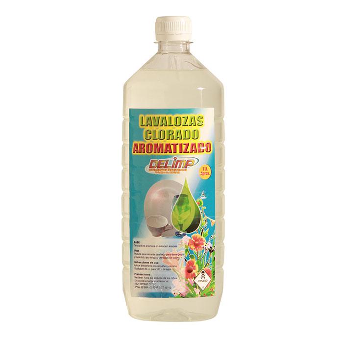 Lavalozas clorado 1 litro