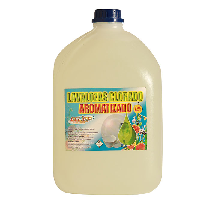 Lavalozas clorado 5 litros