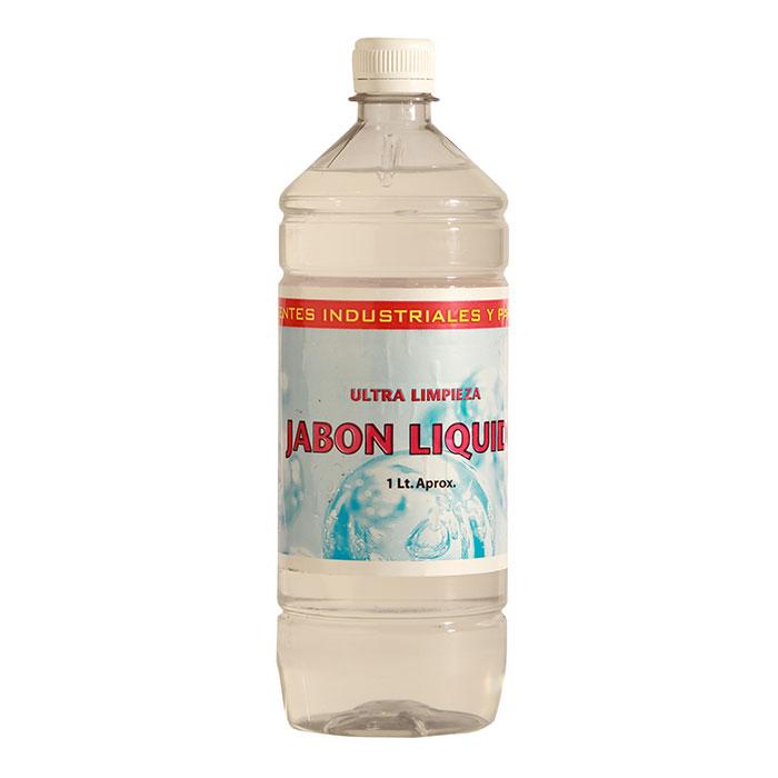 Jabón líquido 1 litro