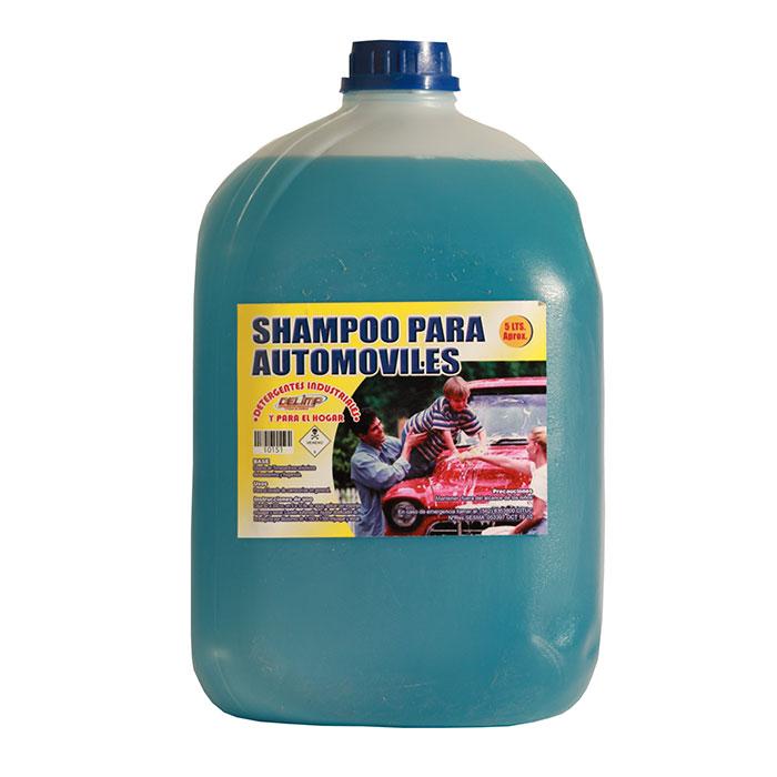 Shampoo para autos 5 litros