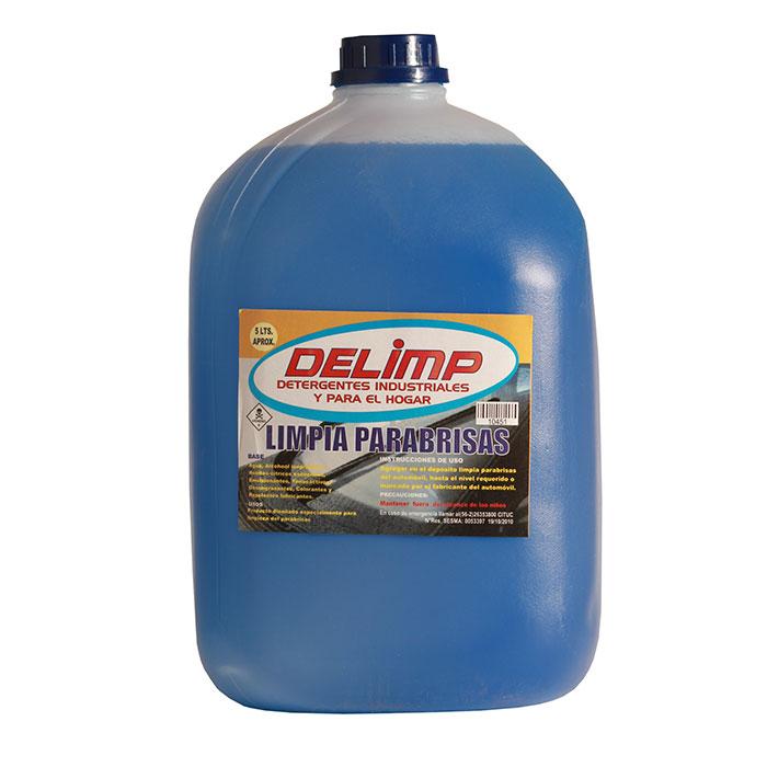 Limpia parabrisas 5 litros